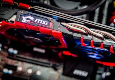MSI GeForce GTX 1070 GAMING X ตัวเดียวเอาอยู่ทุกเกมเร็วแรง สวยหยดจนต้องโดน